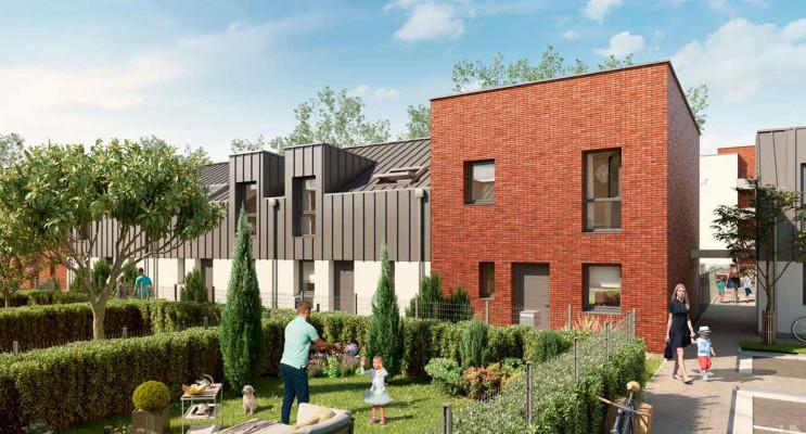 Armentières programme immobilier neuf « Lys & Home » en Loi Pinel
