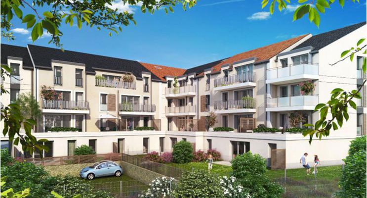 Bornel programme immobilier neuf « Nouvel'R » en Loi Pinel