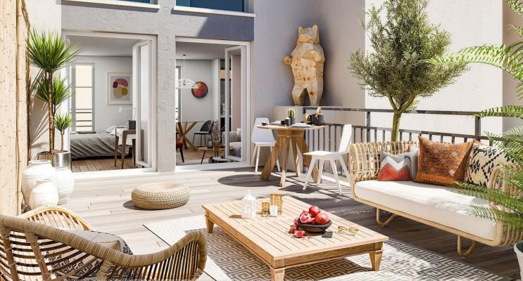 Paris programme immobilier neuf « Artistyk