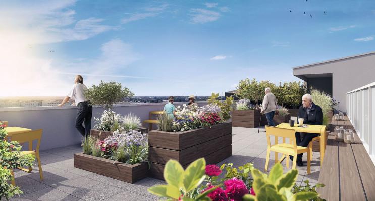 Brest programme immobilier neuf « Oh Activ - Brest »