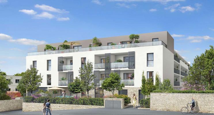 Nîmes programme immobilier neuf « Anagia