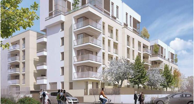 Athis-Mons programme immobilier neuf « Les Passerelles » en Loi Pinel