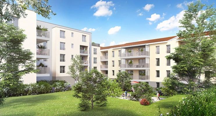 Vénissieux programme immobilier neuf « Horizon » en Loi Pinel