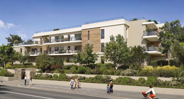 Valbonne programme immobilier neuf «  n°219097 » en Loi Pinel