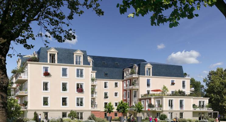 Orléans programme immobilier neuf « Belle Allure