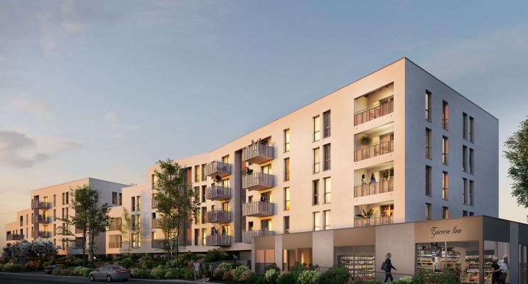 Lormont programme immobilier neuf « Les Jardins d'Anaïs 2 » en Loi Pinel