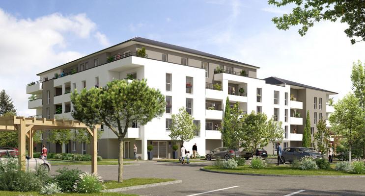 Gaillon programme immobilier neuf « Villa Verde » en Loi Pinel