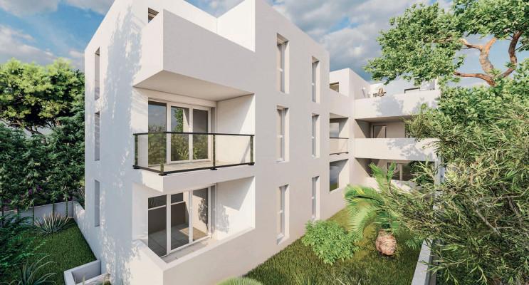 Castelnau-le-Lez programme immobilier neuf « Select