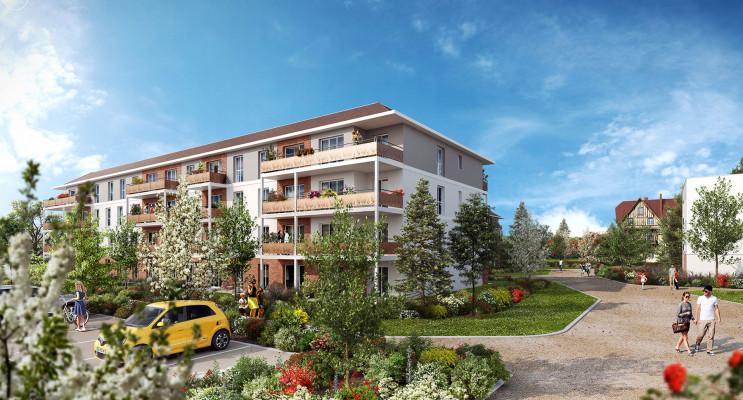 Dammarie-les-Lys programme immobilier neuf « Domaine des Grands Chênes » en Loi Pinel