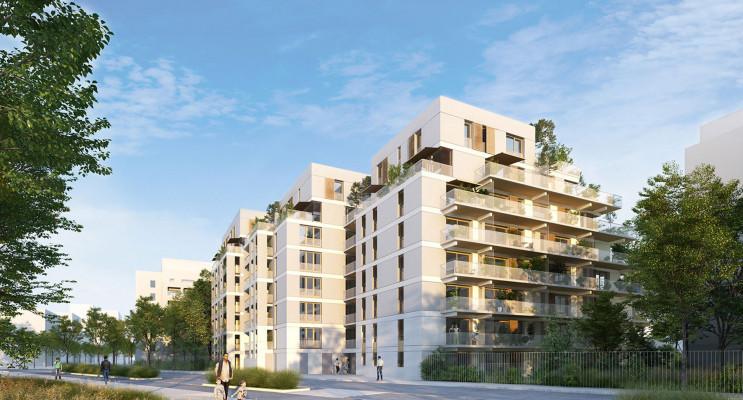 Nancy programme immobilier neuf « Key Garden » en Loi Pinel