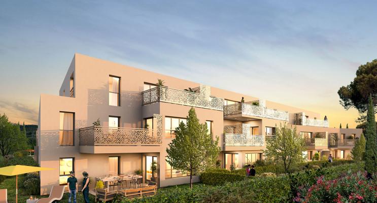 Frontignan programme immobilier neuf « Le Smart » en Loi Pinel