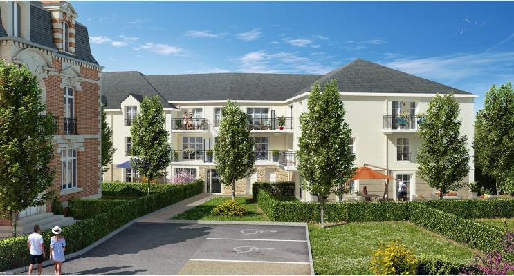 Le Plessis-Belleville programme immobilier neuf « Bella Villa »