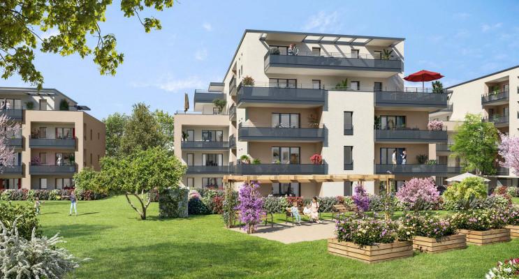 Thonon-les-Bains programme immobilier neuf « Côté Leman » en Loi Pinel