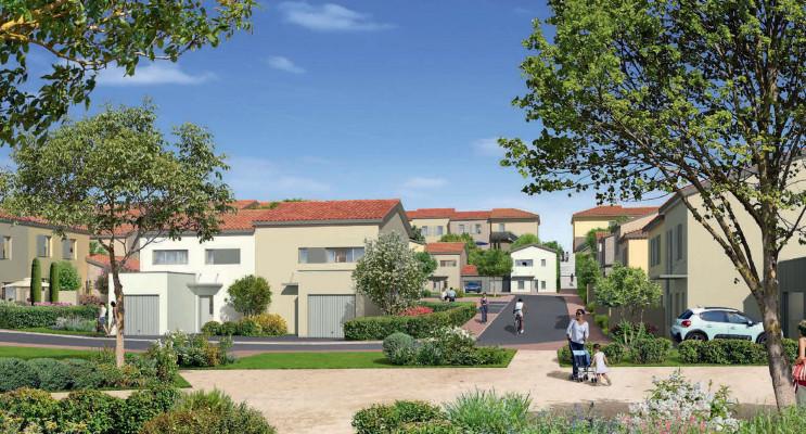 Castelmaurou programme immobilier neuf « Domaine des Figuiers » en Loi Pinel