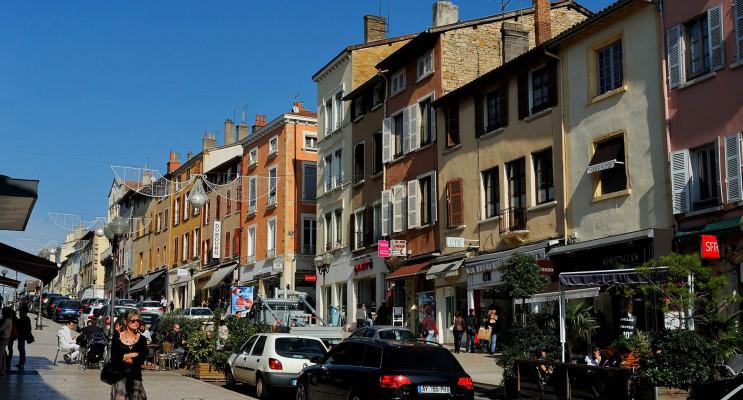 Villefranche-sur-Saône programme immobilier neuf « Coeur Impérial