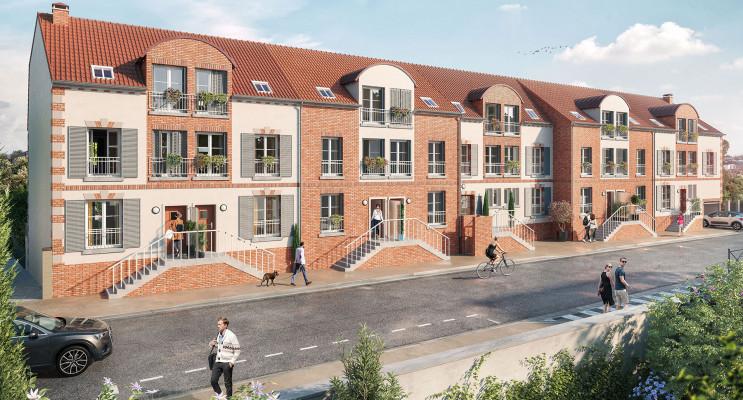 Margny-lès-Compiègne programme immobilier neuf « Éloquence » en Loi Pinel