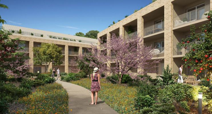 Villenave-d'Ornon programme immobilier neuf « Esprit Parc » en Loi Pinel
