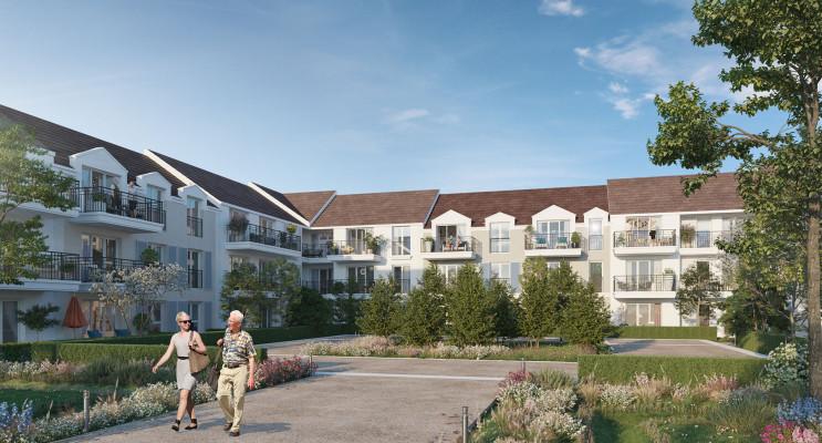 Plaisir programme immobilier neuf « Le Clos du Buisson »