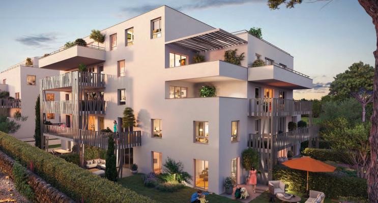 Marseille programme immobilier neuf « Confiden'Ciel » en Loi Pinel