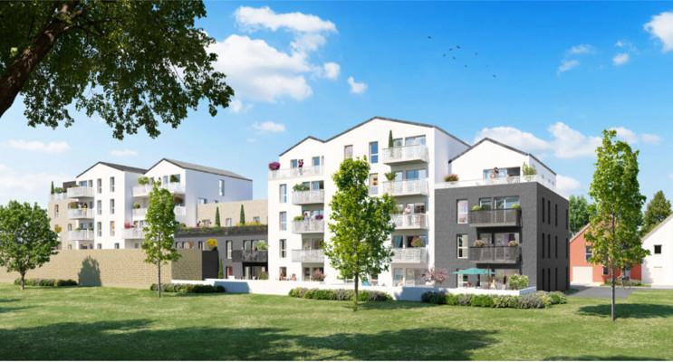 Chartres programme immobilier neuf «  n°219305 » en Loi Pinel