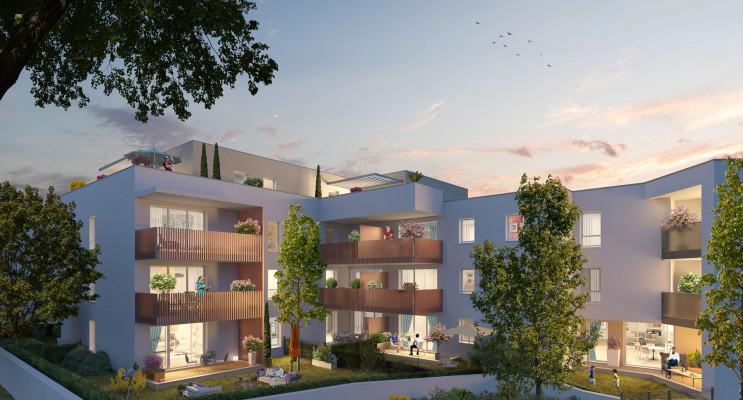 Castelnau-le-Lez programme immobilier neuf «  n°219307 » en Loi Pinel