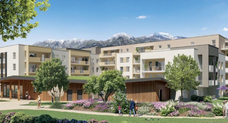 Montbonnot-Saint-Martin programme immobilier neuf « Horizon »