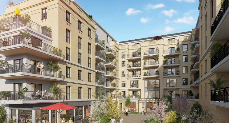 Argenteuil programme immobilier neuf « Les Canotiers