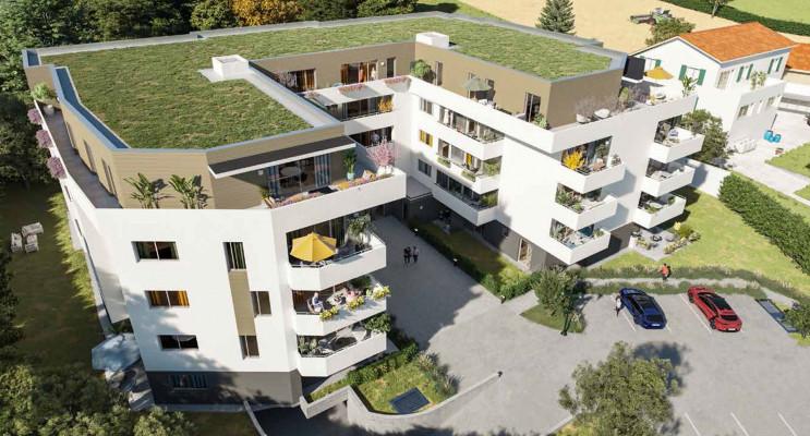 Annemasse programme immobilier neuf «  n°219321 » en Loi Pinel