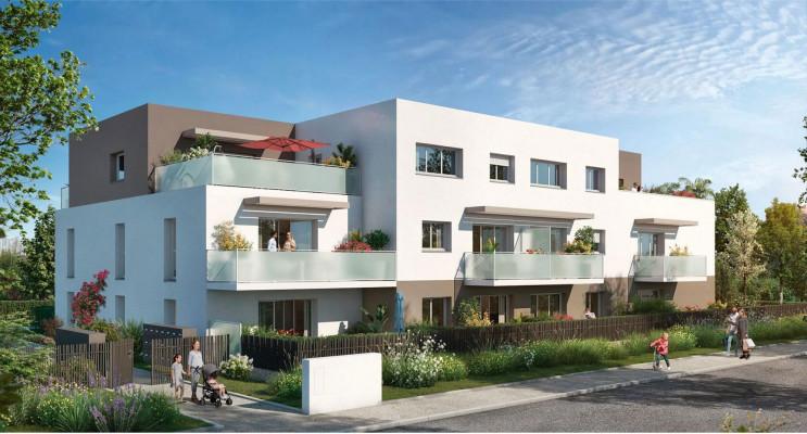 Saint-Sébastien-sur-Loire programme immobilier neuf «  n°219322 » en Loi Pinel