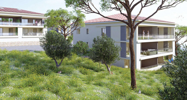 """Propriano programme immobilier neuf « Bel'Orizonte """"II"""" » en Loi Pinel"""