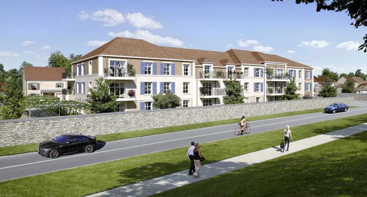Le Mée-sur-Seine programme immobilier neuf «  n°219354 » en Loi Pinel