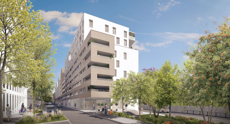 Reims programme immobilier neuf « Oh Activ - Reims