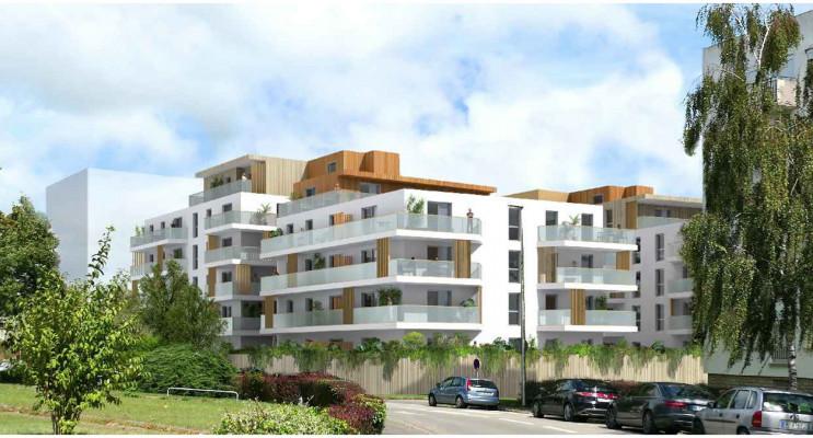 Lorient programme immobilier neuf « Frégate 2 » en Loi Pinel