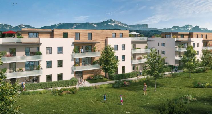 Allonzier-la-Caille programme immobilier neuf «  n°219420 » en Loi Pinel