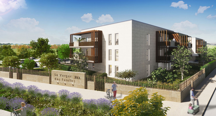 Garons programme immobilier neuf « Le Verger des Farelles » en Loi Pinel
