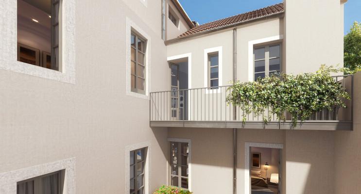 Nîmes programme immobilier neuf « Place Duguesclin