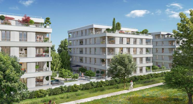 Bordeaux programme immobilier neuf « Urb'In » en Loi Pinel