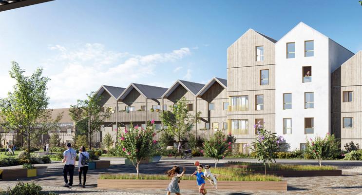 Saint-Malo programme immobilier neuf « Carrousel » en Loi Pinel
