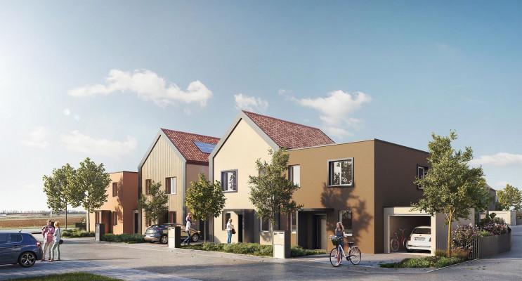 Geispolsheim programme immobilier neuf « L'Empreinte » en Loi Pinel