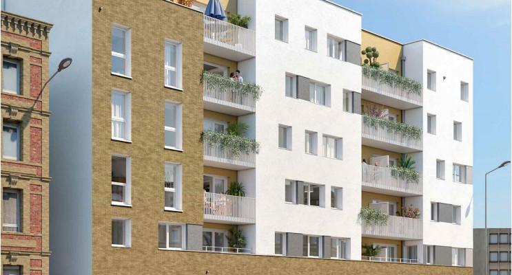 Le Havre programme immobilier neuf « Le Cap » en Loi Pinel