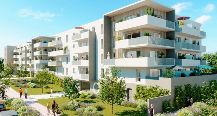 Bretteville-sur-Odon programme immobilier neuf « Résidence les Capucines » en Loi Pinel