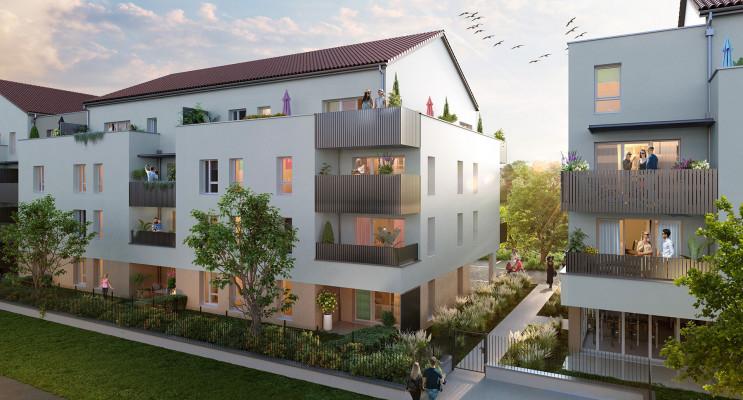 Woippy programme immobilier neuf « Côté Willage » en Loi Pinel