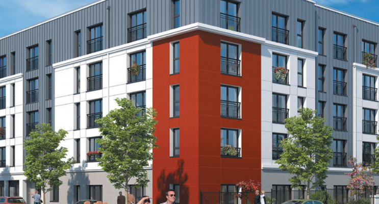 Lucé programme immobilier neuf « Equinoxe » en Loi Pinel