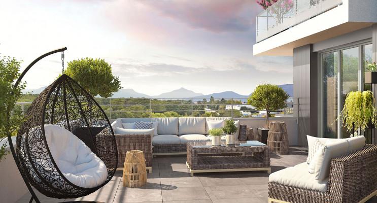 Saint-Genis-Pouilly programme immobilier neuf « Graphik » en Loi Pinel