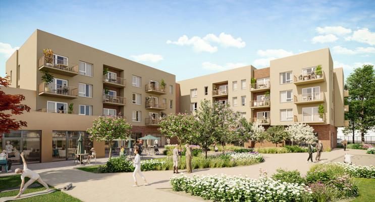Béthune programme immobilier neuf « La Flânerie »