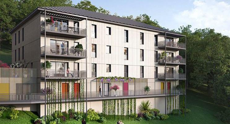 Herserange programme immobilier neuf « La Canopée »