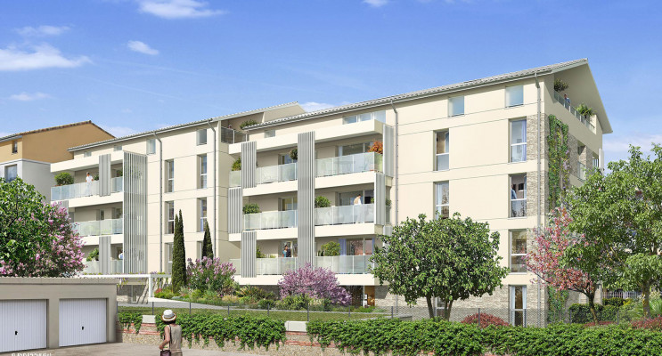 Toulouse programme immobilier neuf « Cosy » en Loi Pinel