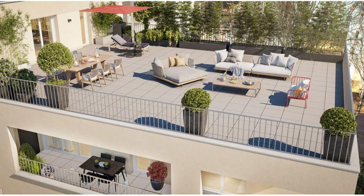 Nantes programme immobilier neuf « Baccara » en Loi Pinel