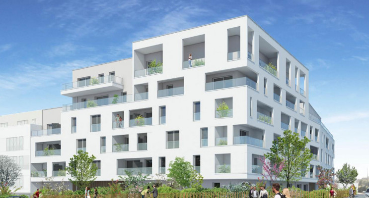 Saint-Nazaire programme immobilier neuf « Côté A