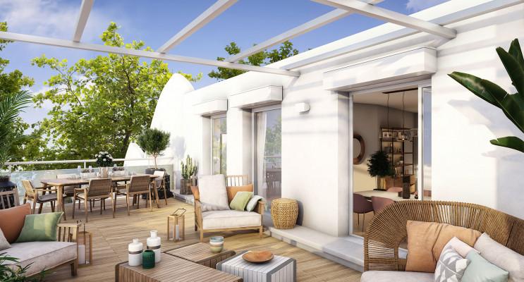 La Grande-Motte programme immobilier neuf « Nymphéa »